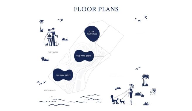 PARK GROVE FLOOR PLAN