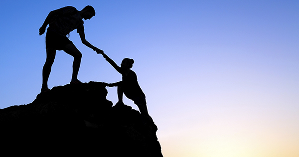 We Help each other to reach the goal